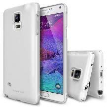 RearthRingke Slim Dual Coated Skal till Samsung Galaxy Note 4 - Vit