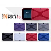 OEMFlexiSkal till Samsung Google Nexus 10 (Blå)
