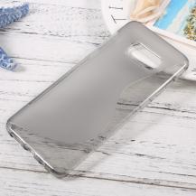 OEMGel Mobilskal Samsung Galaxy S8 Plus - Grå