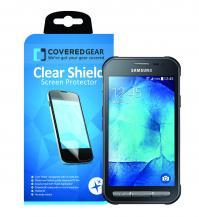 CoveredGearCoveredGear Clear Shield skärmskydd till Galaxy Xcover 3