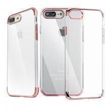 BASEUSBaseus Glitter Mobilskal till iPhone 7 Plus - Rose Gold