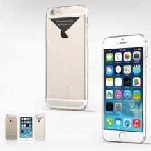 USAMSUsams BaksideSkal till Apple iPhone 6 / 6S - Svart
