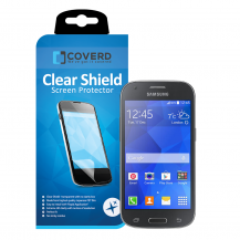 CoveredGearCoveredGear Clear Shield skärmskydd till Samsung Galaxy Ace 4