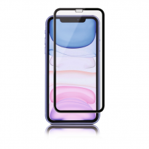 PanzerPanzer - Full-Fit Silicate Glass iPhone X/Xs/11 Pro - Svart