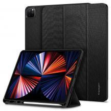 SpigenSpigen - Urban Fit Fodral iPad Pro 12.9 2021 - Svart