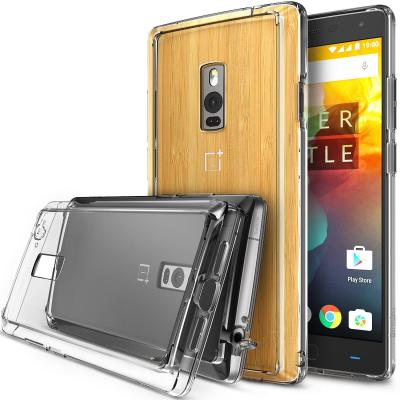 Ringke Fusion Shock Absorption Skal till OnePlus 2 - Crystal View