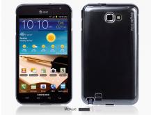 RearthRingke Slim till Samsung Galaxy NOTE (METALLIC) + Skärmskydd