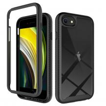 A-One BrandHeltäckande Skal till iPhone 7/8/SE (2020) - Svart
