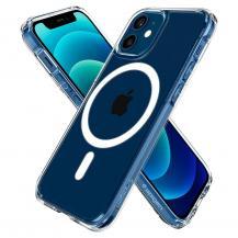 SpigenSpigen - Ultra Hybrid Magsafe Mobilskal iPhone 12 Mini - Vit