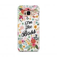 TheMobileStore Slim CasesDesigner Skal till Samsung Galaxy S8 - Pat1042
