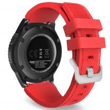 Tech-ProtectTech-Protect Smoothband Samsung Galaxy Watch 46Mm Röd