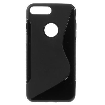 S-line Mobilskal till iPhone 7 Plus - Svart
