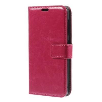 Plånboksfodral till Microsoft Lumia 535 - Magenta