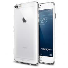 SpigenSPIGEN Capsule skal till Apple iPhone 6(S) Plus (Clear)