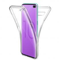 A-One Brand360° Heltäckande Skal Samsung Galaxy S10 - Clear