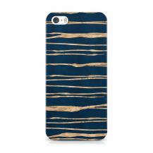 TheMobileStore Slim CasesDesigner Skal till Apple iPhone 5/5S/SE - Pat2056