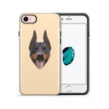 Tough mobilskal till Apple iPhone 7/8 - Border Collie
