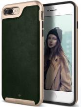 CaseologyCaseology Envoy Äkta Läder Skal iPhone 7 Plus - Grön