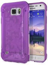 A-One BrandFlexicase Skal till Samsung Galaxy S6 Active - Lila