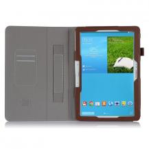 A-One BrandStand Flip Fodral till Samsung Tab Pro 8,4 (Brun)