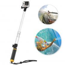 HurtelFloat Selfie stick Extendable Floating Monopod GoPro SJCAM