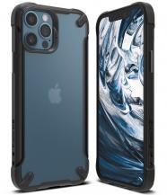 RingkeRingke Fusion Skal Bumper iPhone 12 & 12 Pro - Matt Svart