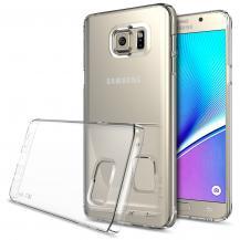 RearthRingke Slim Skal till Samsung Galaxy Note 5 - Crystal