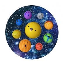 Fidget ToysSimple dimple pop it fidget toy - Planeter
