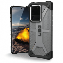 UAGUAG Plasma Cover Samsung Galaxy S20 Ultra - Ash
