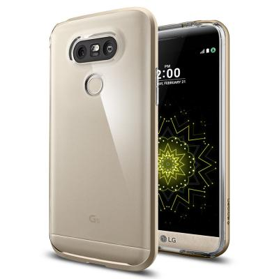 SPIGEN Neo Hybrid Crystal Skal till LG G5 - Gold