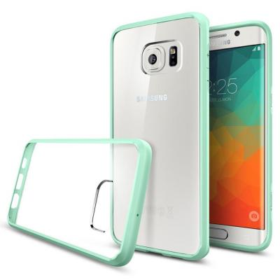 SPIGEN Ultra Hybrid Skal till Samsung Galaxy S6 Edge Plus - Mint