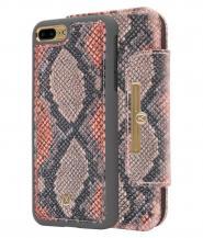 MarvêlleMarvêlle N°303 Plånboksfodral iPhone 7/8 Plus - MULTICOLOR SNAKE
