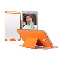 BASEUSBASEUS flip fodral till Samsung Galaxy Note 3 N9000 (Orange)