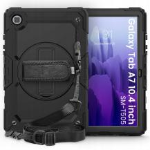 Tech-ProtectTech-Protect Solid360 Fodral Galaxy Tab A7 10.4 T500/T505 Svart
