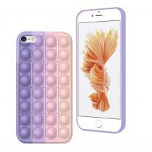 Fidget ToysPop it fidget skal till iPhone 7/8/SE (2020) - Lila