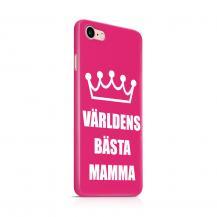 Skal till Apple iPhone 7/8 - Morsdag - Världens bästa mamma