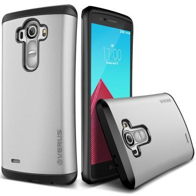 Verus Hard Drop Skal till LG G4 (Light Silver)
