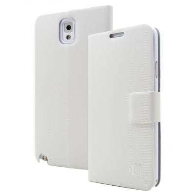 CoveredGear plånboksfodral till Samsung Note 3 (Cloud White)