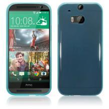TerrapinSkal till HTC One M8 - Blå