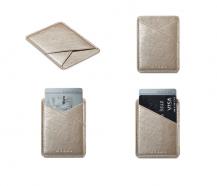 A-One BrandMuxma Kreditkortshållare för smartphones - Guld
