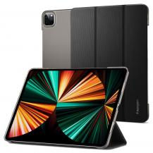 SpigenSpigen Liquid Air Folio Fodral iPad Pro 12.9 2021 Svart