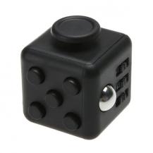 Fidget ToysFidget Cube - Sensory Toy - Anti Stress - Svart
