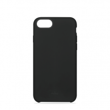 PuroPuro - Icon Mobilskal iPhone 6/6S/7/8/SE 2020 - Svart