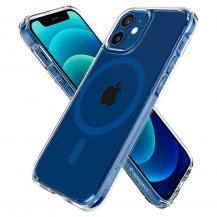 SpigenSpigen - Ultra Hybrid Magsafe Mobilskal iPhone 12/12 Pro - Blå
