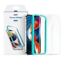 ESRESR 2-Pack Screen Shield Härdat glas iPhone 13 Pro Max - Clear