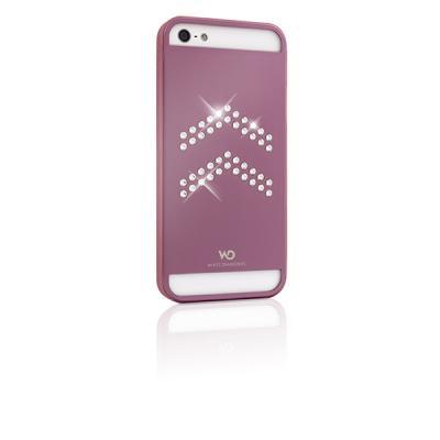 WHITE-DIAMONDS Metal Rosa Apple iPhone 5/5S/SEAviator