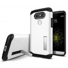 SpigenSPIGEN Slim Armor Skal till LG G5 - Vit