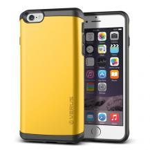 VERUSVerus Damda Veil skal med spegel till Apple iPhone 6(S) Plus (Gul)