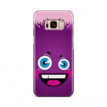 Skal till Samsung Galaxy S8 - Lila monster