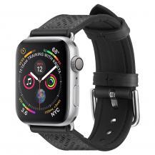 SpigenSpigen Retro Fit Band Apple Watch 1/2/3/4/5 (38 / 40Mm) Svart